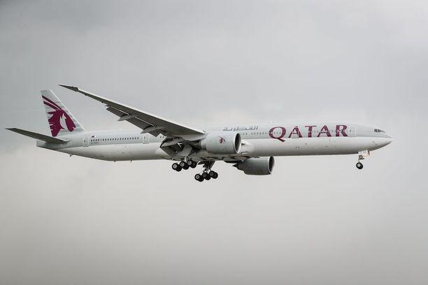 Qatar Airwaysin lentomatkat pitenevät. Esimerkiksi matka Dohasta Sao Pauloon on yli kaksi tuntia pidempi kuin aikaisemmin.