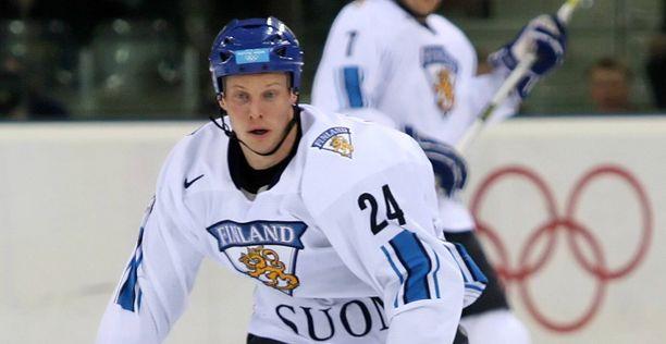 Muun muassa olympiahopeaa voittanut Antti Laaksonen on yksi FPS:ää tukenut henkilö.