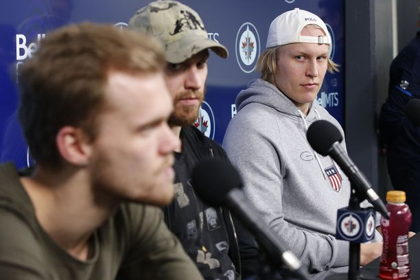 Nikolaj Ehlers, Bryan Little ja Patrik Laine summasivat kauden.