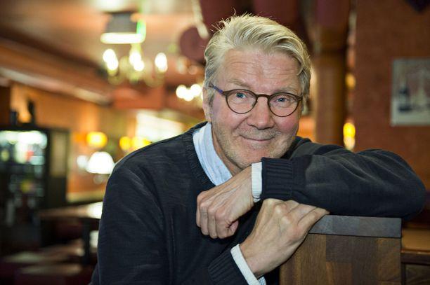 Pirkka-Pekka Petelius on lupautunut eduskuntaehdokkaaksi vihreiden riveistä.