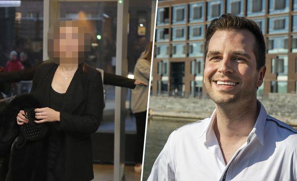 Oikeudessa käsitellään Niko Ranta-ahon siskon viestittelyä.