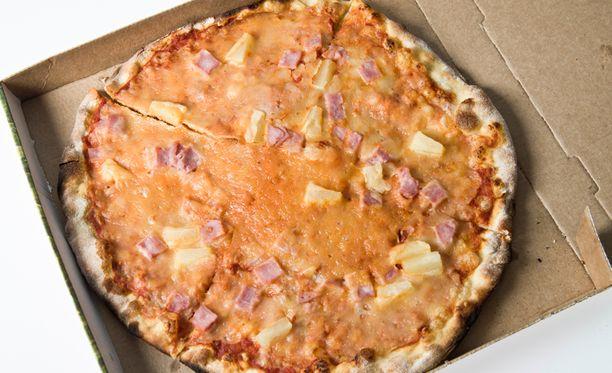 Pizzeriasuku uhkaili muita yrittäjiä. Kuvituskuva.