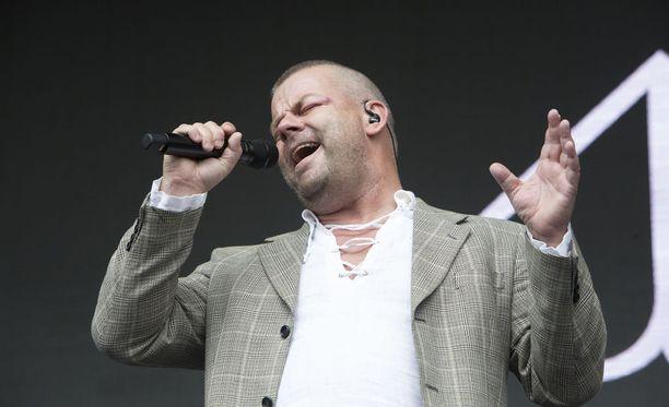 Jari Sillanpäätä epäillään huumausainerikokseta.