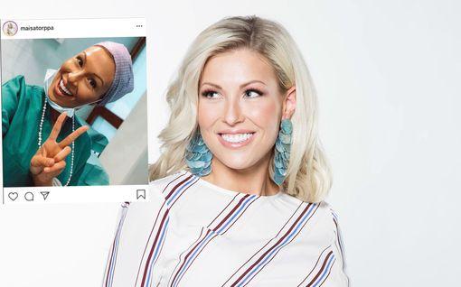 Lomautettu Maisa Torppa paljasti MTV3:lla - Aloittaa ensi viikolla työt hoivakodissa!