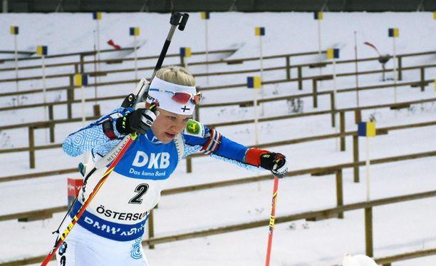 Kaisa Mäkäräinen muutti harjoitteluaan uuden päävalmentajan Antti Leppävuoren myötä.