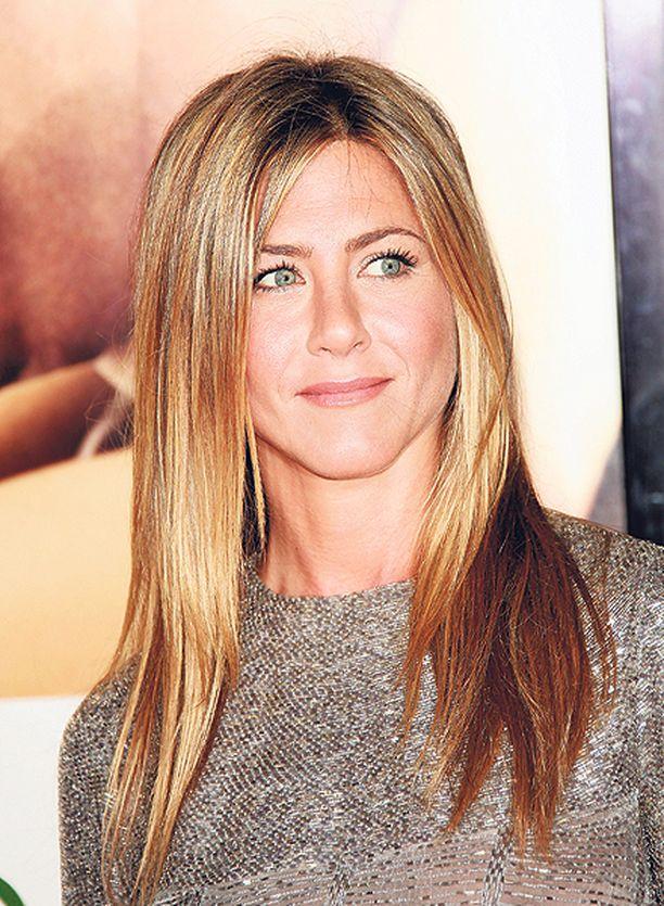 Jennifer Aniston kuvattiin elokuvaensi-illassa vuonna 2009.