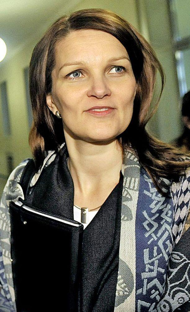 Mari Kiviniemi peräänkuuluttaa kolmen K:n periaatetta.