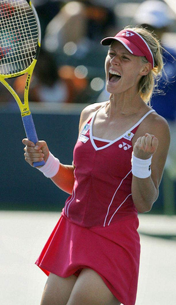WTA-listan viitosena keikkuva Jelena Dementjeva laittaa Laineen testiin.