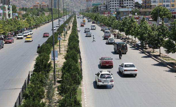 YK:n pakolaisjärjestön UNHCR:n tuoreen linjauksen mukaan sisäinen pako ei ole mahdollista Afganistanin pääkaupunki Kabuliin.