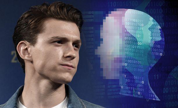 Tom Holland pääsi näyttelemään Spider-Man 3 -elokuvaan deepfaken avulla.
