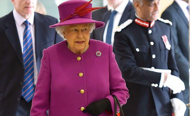 Kuningatar Elisabet täyttää tänä vuonna 90 vuotta.