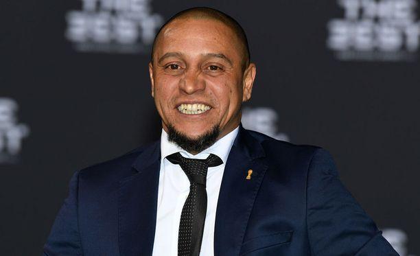 Roberto Carlosin väitetään käyttäneen dopingia vuoden 2002 MM-kisojen aikaan.