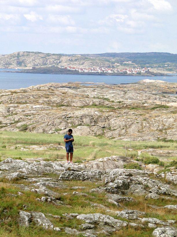 Kosterhavetin merellinen kansallispuisto on sivuston mukaan Ruotsin kauneinta antia.