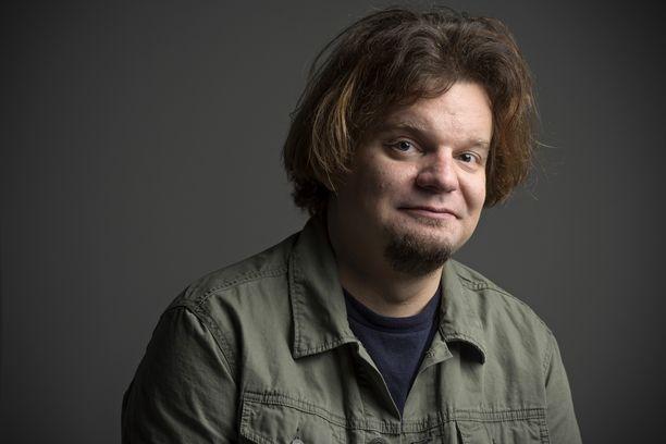 Ismo Leikola on saanut hyvin jalansijaa koomikkouralleen Yhdysvalloissa.
