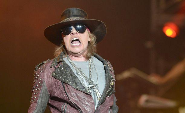 Guns N' Roses -huhut menevät aina vain päättömimmiksi.