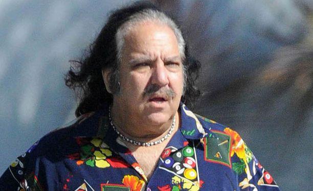 Ron Jeremy porno elokuvaa