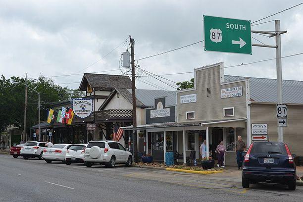 Fredericksburg on noin 10 000 asukkaan kaupunki Texasissa.
