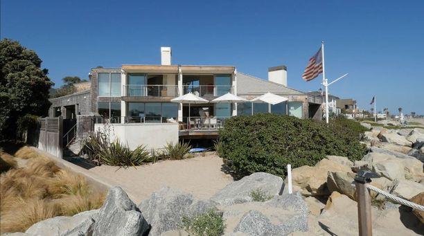 Ellen DeGeneresin ja hänen kumppaninsa Portia De Rossin koti sijaitsee Kaliforniassa.
