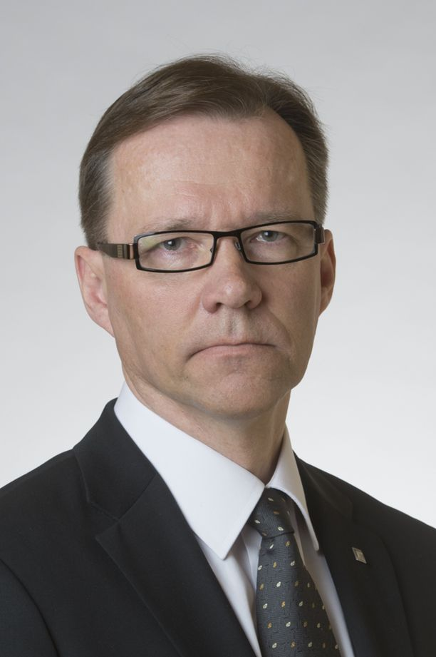 Sotkamolainen Timo V. Korhonen (kesk) toimi kansanedustajana vuosina 2007–2019.