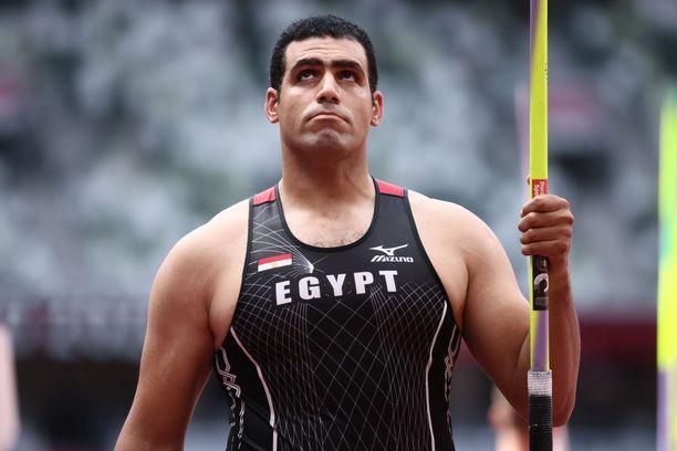 Ihab Abdelrahman vakuuttaa yhä syyttömyyttään dopingrikkeeseen. Hän teki paluun isoihin kisoihin keskiviikkona Tokiossa neljän vuoden kakun jälkeen.