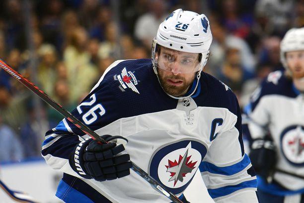 Winnipeg Jetsin kapteeni Blake Wheeler vakuuttaa, että Patrik Laineen lausunnoilla ole vaikutusta Jetsin pukukoppiin.