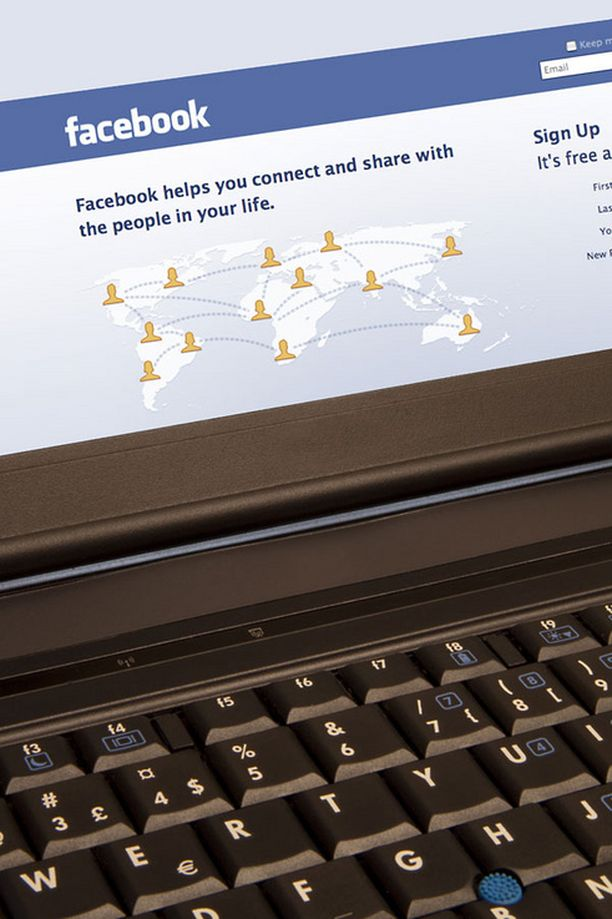 Facebookissa ei kannata klikkailla mitä tahansa linkkejä.