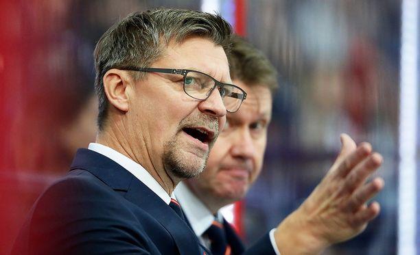 Jukka Jalonen on luotsannut Jokerit uskomattomaan syysvireeseen.