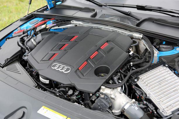 Yllätys: S4-huippumallin V6-moottori on nyt turbodiesel.