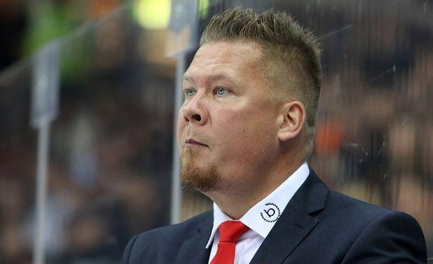Jarno Pikkarainen toimii tällä hetkellä HIFK:n kakkosluotsina.