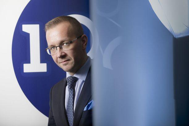 Keskuskauppakamarin toimitusjohtaja Juho Romakkaniemen mukaan koko Suomella menee huonosti silloin, kun yrityksillä menee huonosti.