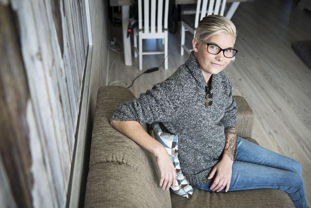 Lääkärit pitävät ihmeenä, että Heidi Foxell on selvinnyt hengissä kaikista koettelemuksistaan.