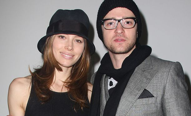 Tältä Jessica ja Justin näyttivät vuonna 2010.