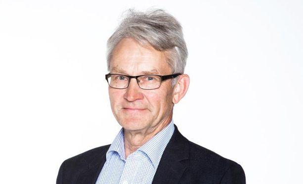 Lauri Kontro ei jatka Metsästäjäliiton puheenjohtajana.