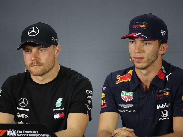 Valtteri Bottas ja Pierre Gasly ovat kärkitallien kuljettajista ainoat, jotka eivät voi vielä olla varmoja ensi kauden työpaikastaan.