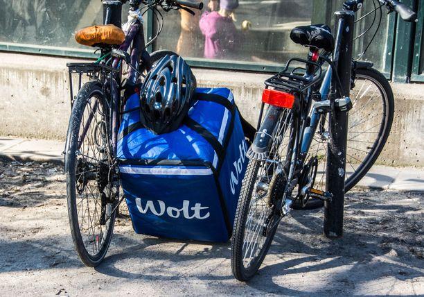 Wolt on yksi Suomen suurimmista ruokalähettifirmoista.
