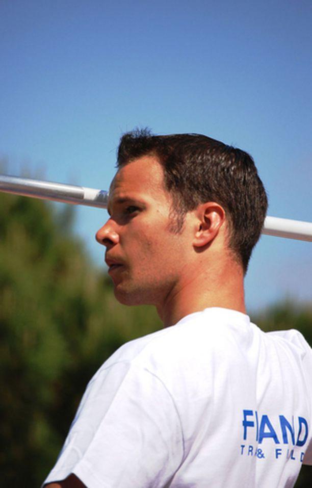 Tero Pitkämäen valmentaja on varma, että Tero rikkoo Suomen ennätyksen tänä kesänä.