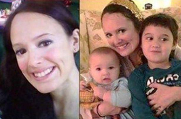 Monica Bogart Lamping ja hänen kaksi pientä lastaan ovat kadonneet. Sukulaiset pelkäävät pahinta.