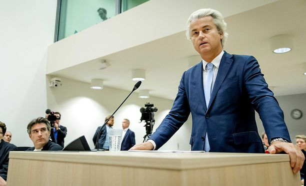 Wilders kutsui oikeuden päätöstä hulluudeksi.