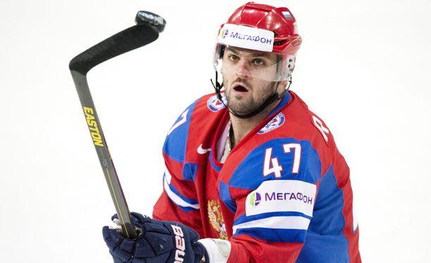 Aleksandr Radulov ei osallistunut Karjala-turnaukseen, jotta pystyi olemaan vaimonsa tukena.