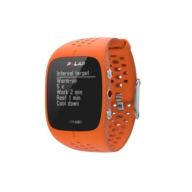 Polar M430 on edistyksellinen GPS-juoksukello, joka tarjoaa monipuolista harjoitusdataa ja mittaa sykkeen ranteesta. Suositushinta 229,00€