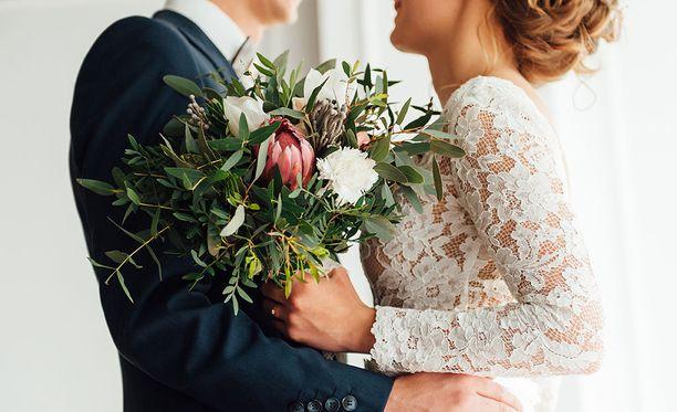 Eroon päädytään useimmiten noin yhdeksän avioliittovuoden jälkeen.