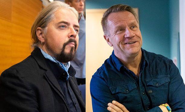 Jay Lewiksen ja Olli Lindholmin 18 vuoden pituinen ystävyys päättyi käräjäsaliin. Sovintoa he eivät koskaan ehtineet tehdä.