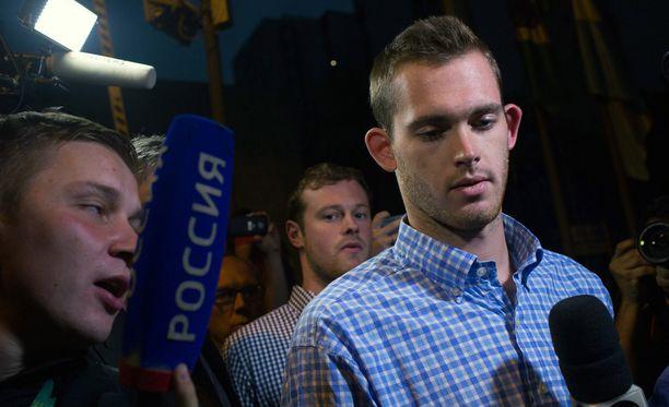 Ryan Lochte joutui median puristukseen Riossa.