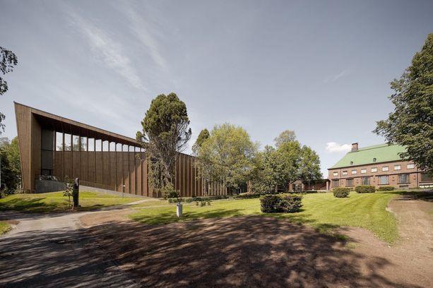 Serlachius-museot ovat nauttineet mukavan vilkkaasta kesästä.