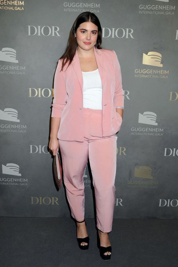 Miten kaunis! Hollywood-legendan tytär Alessandra on superkuuma plusmalli b85620d024