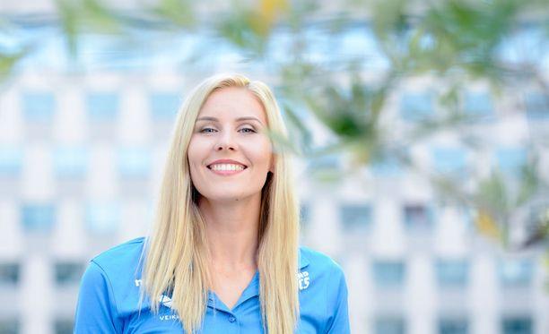 Kristiina Mäkelä on Suomen EM-mitalitoivo Berliinissä.