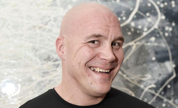 Renne Korppila teki harrastuksestaan ammatin.