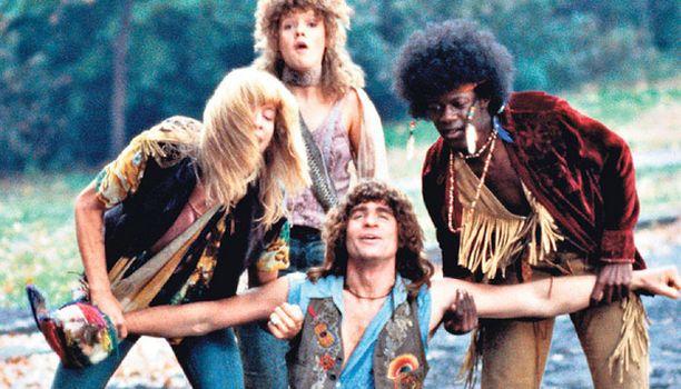 KATSO! Iki-ihana hippimusikaali vetoaa yhä.