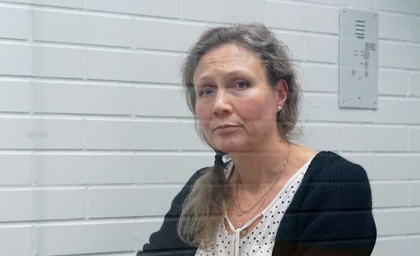 Anneli Auerin mukaan huppumies surmasi Jukka S. Lahden.