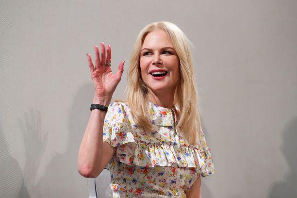 Tuleeko Nicole Kidmanin tyttäristä äitinsä tavoin näyttelijöitä? Aika näyttää.